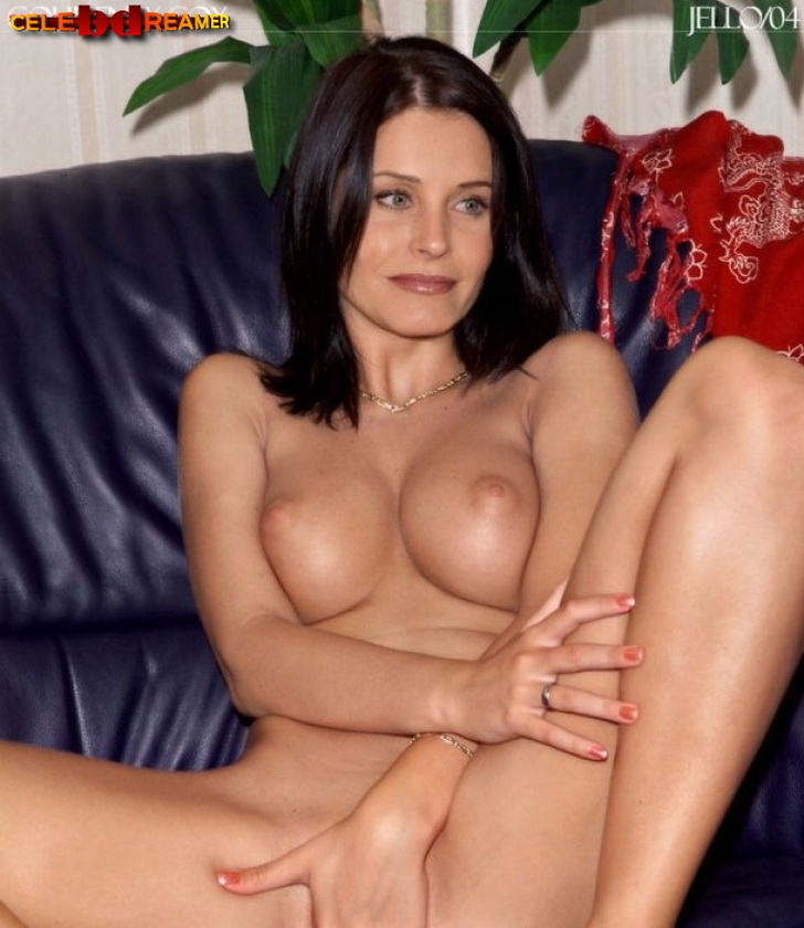 Courtney cox sexy hot nude