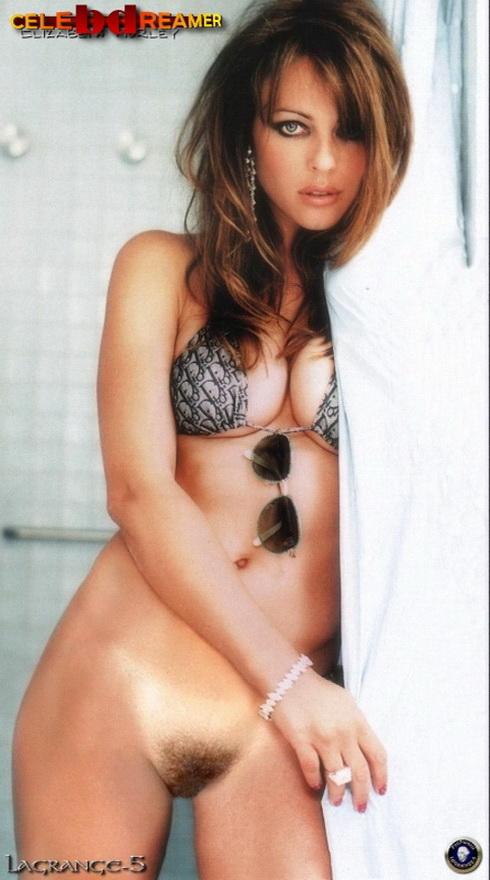 Elizabeth Hurley Nude Celebs Dungeon Bdsm