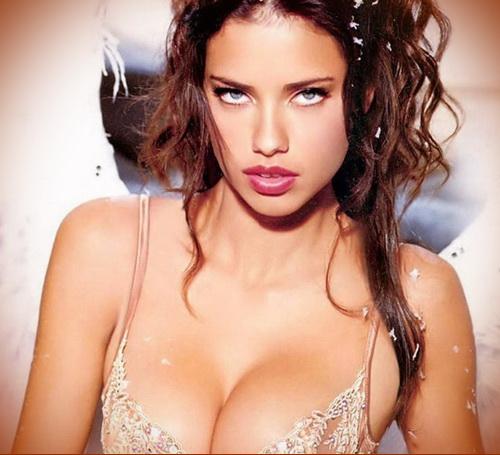 Adriana Lima sexy model * Adriana Lima hot Celebrity Sex Tape Hot Latinas