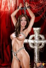Hot celebs babes bound and fucked! * Adriana Lima sex Angelina Jolie bondage Jennifer Aniston porn Selena Gomez sex