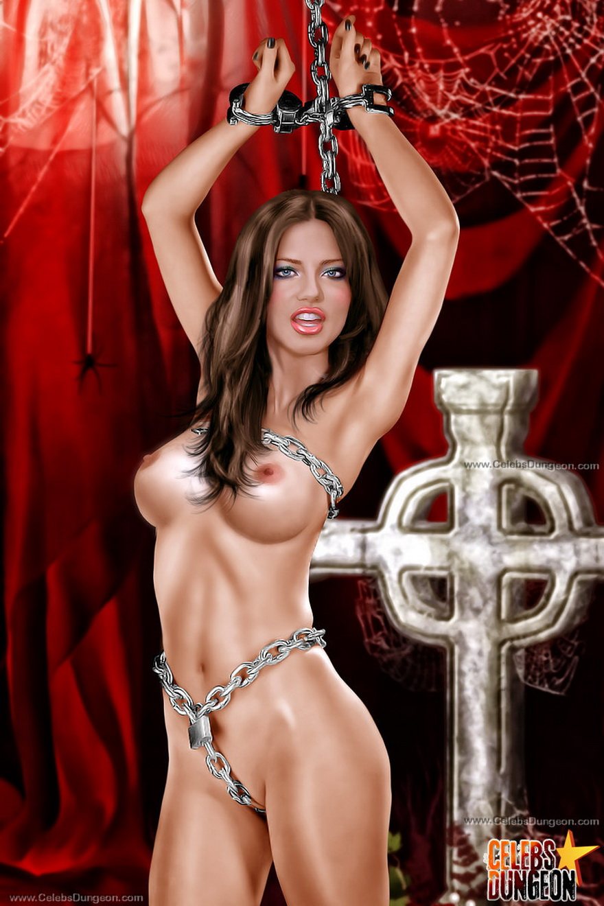 adriana lima hardcore nude