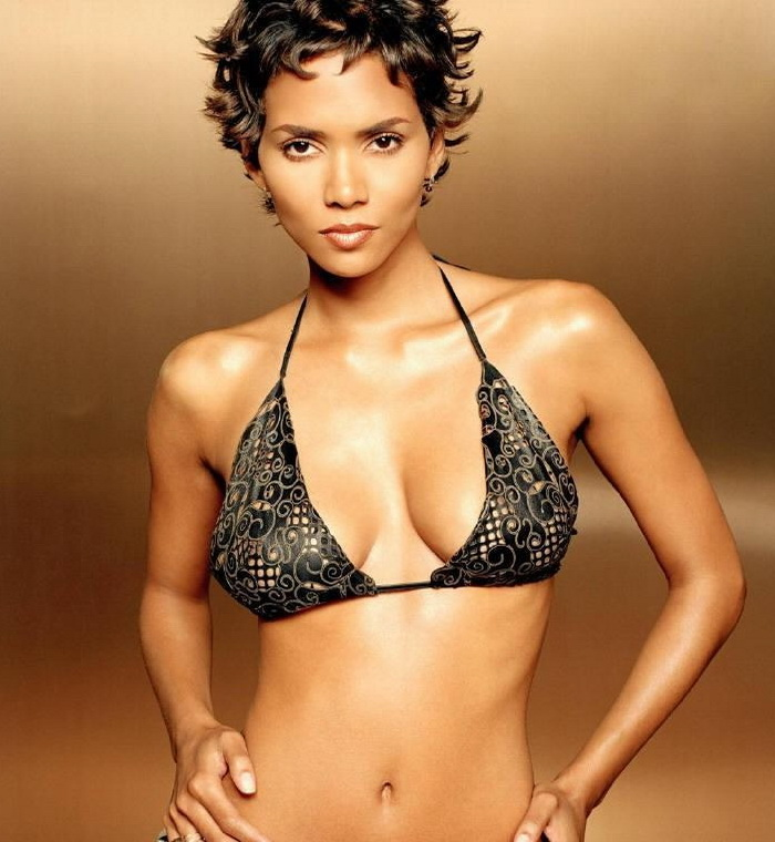 Halle Berry hot 5