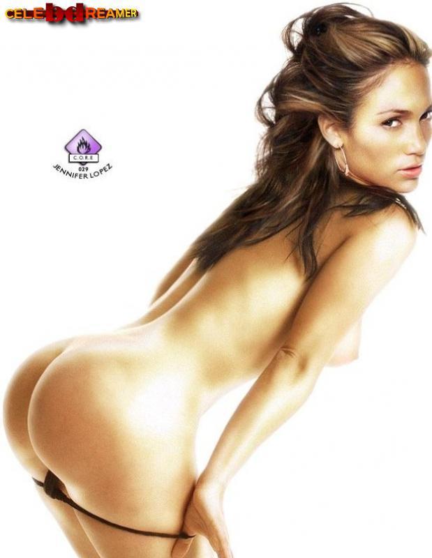 Jennifer Lopez porn 1