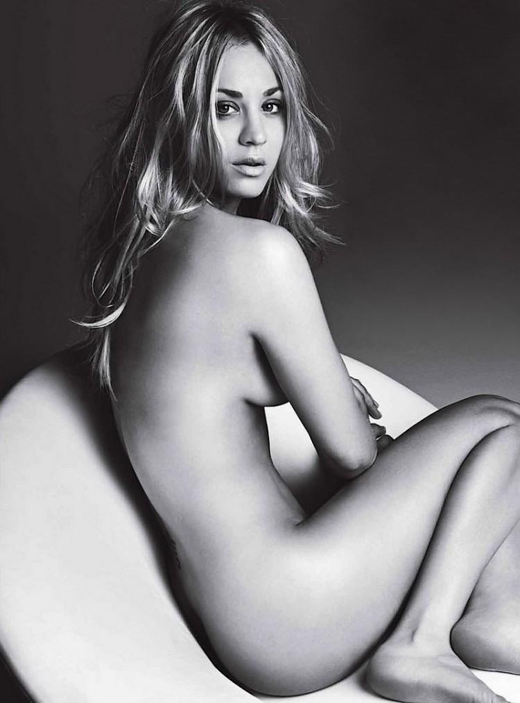 Kaley Cuoco nude 1