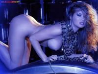 Carmen Electra insatiable pussy * Carmen Electra nude
