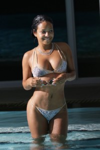 Christina Milian sex scene * Christina Milian Hot Latinas