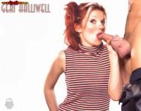 Geri Halliwell hard bdsm sex * Celeb Fake Porn Geri Halliwell nude