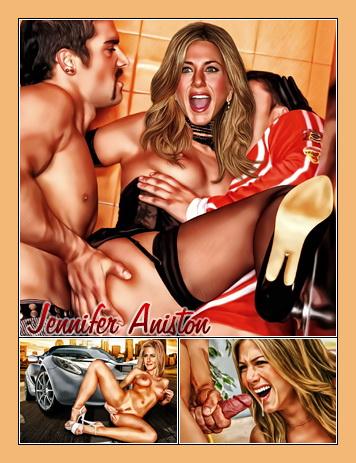 Celebrity sex comics